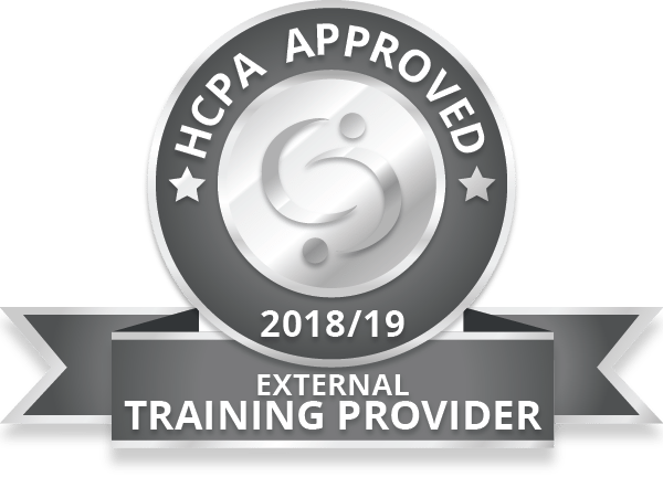 HCPA External Training Provider