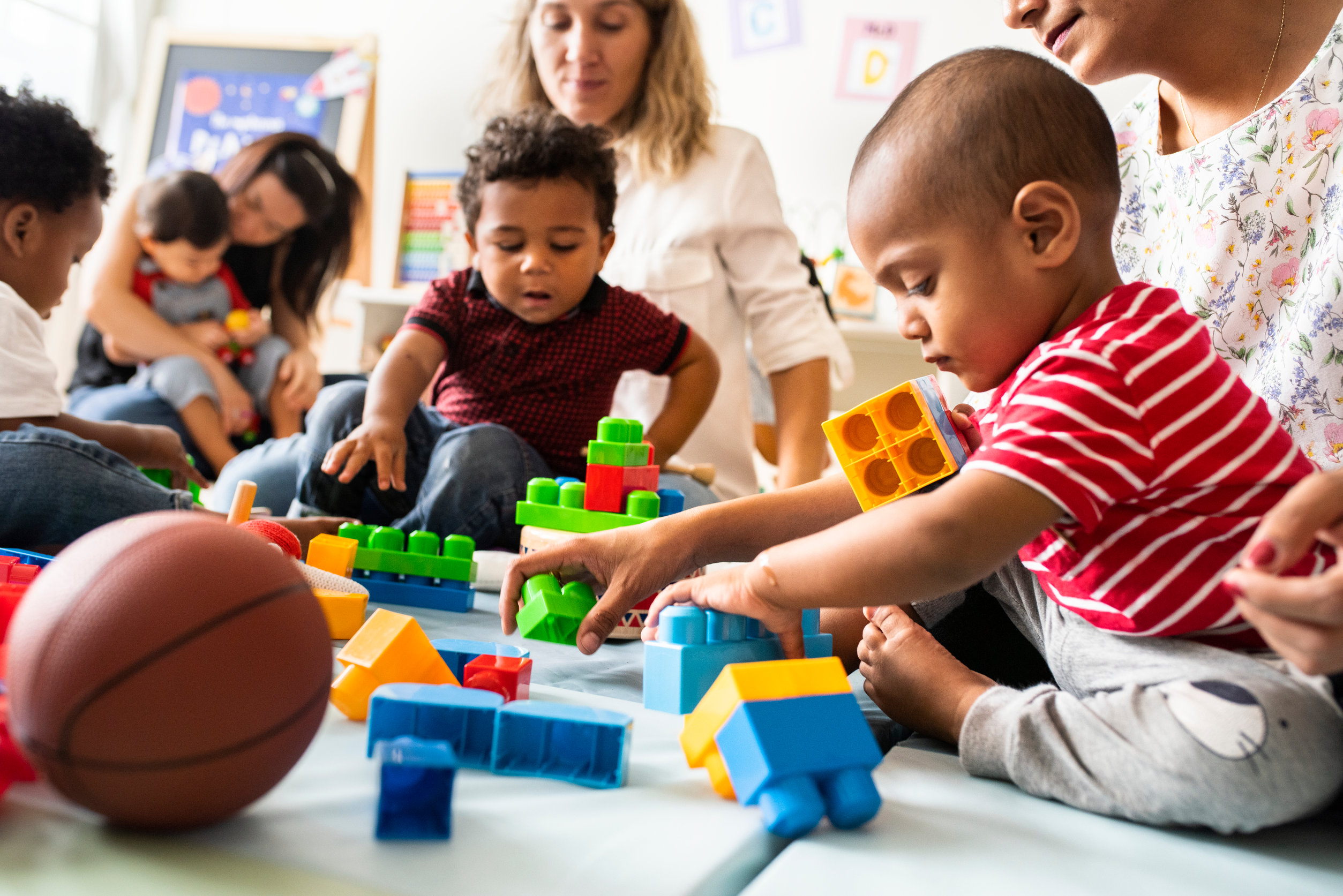Training for Childcare Staff