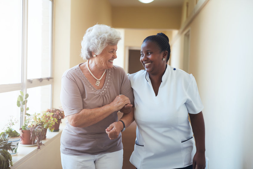 Training for Residential Care Workers